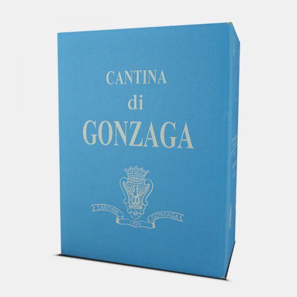 Vini Bianchi Piazza Castello Scatola